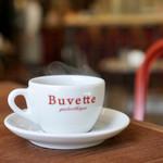 Buvette - ホットコーヒー¥550税別