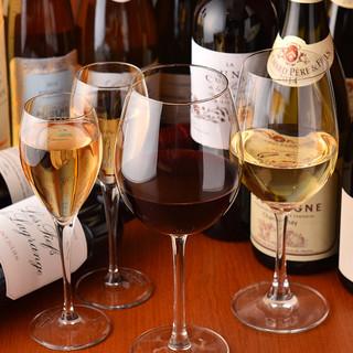 ソムリエ厳選の極上ワイン