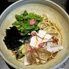 つきじ 文化人 - 料理写真:鯛そば 1,330円