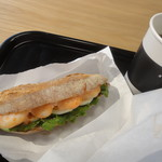 ルプチメックヒビヤ - カスクルート+コーヒー