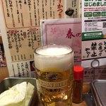 83837796 - ビールでキャベツ
