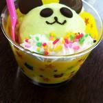サーティワンアイスクリーム - 料理写真:ハッピードールのパンダを注文(440円)。