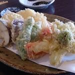 83837837 - 野菜天ぷら