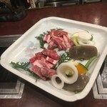 肉料理 かやま - お肉三種盛り(2人前)