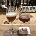 クラフトビールタップ グリル&キッチン - ジャーマンIPA/C4PO IPA 2種飲み比べセット♪