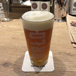 クラフトビールタップ ヨドバシ梅田店 - C4PO IPA(M)♪
