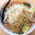 大鷹ラーメン - 料理写真:野菜たっぷりタンメン