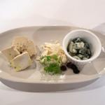 アネア カフェ - 此の日のチーズ