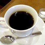 ビッグツリーカフェ - ブレンドコーヒー(雅)!