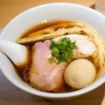 らぁ麺 はやし田 - 醤油・特製らーめん 1,000円
