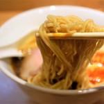 らぁ麺 はやし田 - 麺UP
