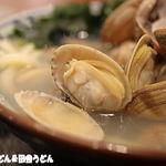 丸亀製麺 - あさり