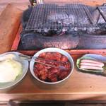 らくだ山 地鶏の店 - 地鶏炭火焼定食と手作り無添加 ソーセージ