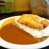 インドのとなり - 料理写真:チキンカツカレー (¥900)