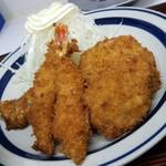 食事処 三平 - これが650円ナンです!。