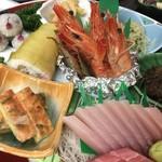ホテル南水 - 料理写真:皿鉢