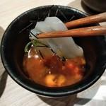 おたる政寿司 - [料理] いか素麺 アップ♪w