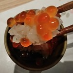 おたる政寿司 - [料理] イクラ (ミニ丼) ②