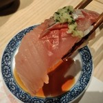 おたる政寿司 - [料理] ニシン アップ♪w