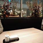 おたる政寿司 - [内観] 店内 テーブル席 ①