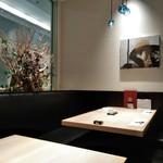 おたる政寿司 - [内観] 店内 テーブル席 ②