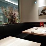 おたる政寿司 - [内観] 店内 テーブル席 ③