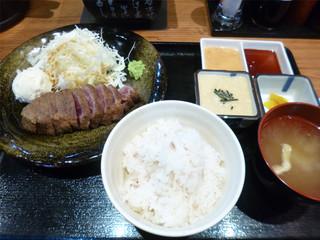 牛かつ冨田 - ランチ
