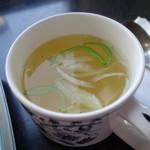 パーラージロー - ピーマンが効いたスープ