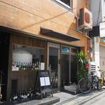 MILLE FIORI - お店の入り口