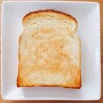 ミクスチャー - 食パン(1斤) 税抜@280円       今回は自分でカットしてトーストで。