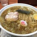 河辺大勝軒 - 料理写真:ワンタン麺