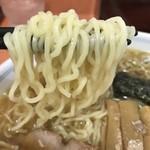 河辺大勝軒 - 麺リフト