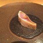 鮨 安吉 - 鯖スモーク