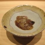 鮨 安吉 - 蝦蛄の漬け