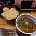 つけ麺専門店 三田製麺所 - つけ麺、並盛り