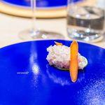 レストラン トヨ トーキョー - 鯛/ミョウガ