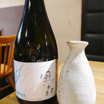 マグロ専門居酒屋 鮪屋 - ALPHA 風の森 TYPE3 純米大吟醸