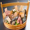 美喜仁館 - 料理写真:名物!海鮮おかもち