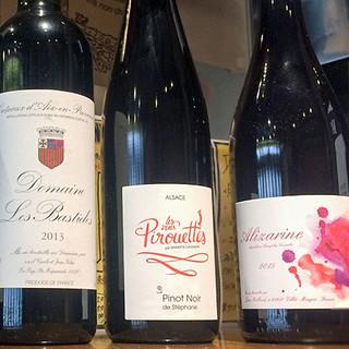 身体に優しい自然派ワインを良心的な価格で。