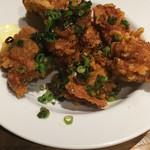 イタリア大衆食堂 堂島グラッチェ - 鶏の唐揚げ6個