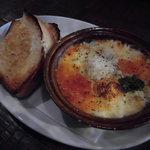 ドトール珈琲農園 - 3種チーズのあつあつたまごグラタン