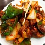 インドレストラン フルバリ - 料理写真:
