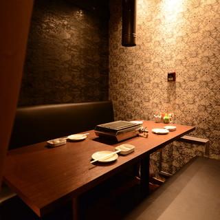 ★bonzはなれがOPEN!2階席は人数に応じた個室空間-。