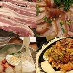 本格韓国料理 情 - 本格韓国料理