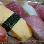 魚孝 - 550円のお寿司