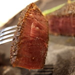83886764 - 神戸牛シャトーブリアンの炉釜炭焼ステーキ