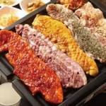 本格韓国料理 情 - サムギョプサル