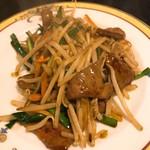 陳記厨房 - レバニラ炒め