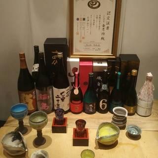 ◆◇きき酒師セレクトの日本酒・焼酎◆◇