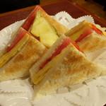 サンシャイン - トーストサンド(玉子)